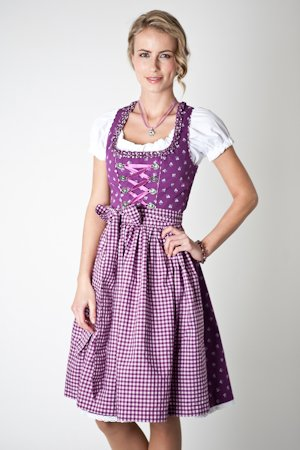 Purple Lederhosen