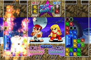 Puzzle Fighter II