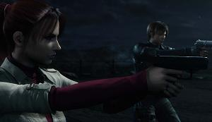 Claire and Leon reunite to kill some more zombies