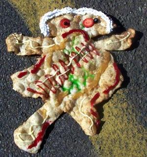Road Kill pastry