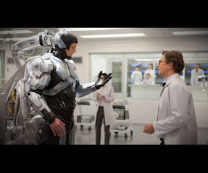 Robocop and Dr. Norton