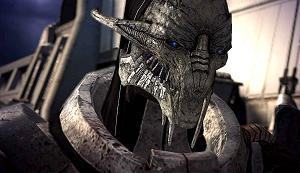 Saren: sociopathic alien skullhead