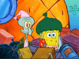 SpongeBob SquarePants: Sentimental Sponge