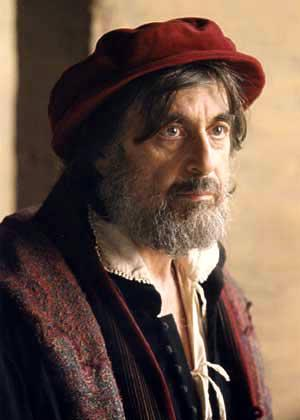 On Shylock - tUG Al Pacino Speech