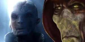 Snoke and Plagueis