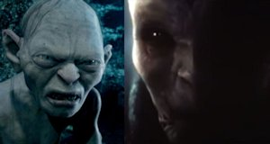 Gollum and Snoke