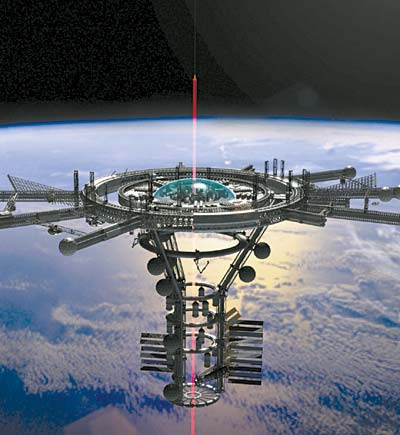 The Space Elevator: the key to easy, cheap, and manageable space travel for all