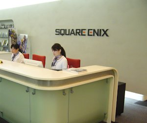 Square Enix HQ