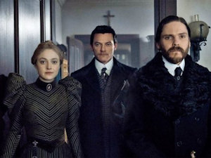 Dakota Fanning, Luke Evans, and Daniel Bruhl