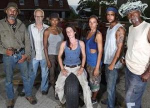 The Colony: Season 2 cast