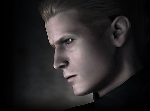 Wesker's a bad, bad man