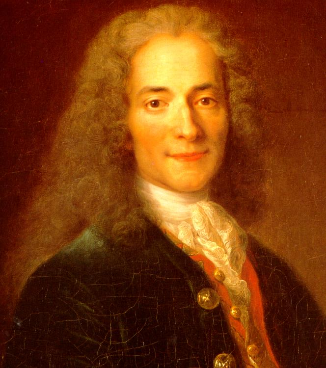 Voltaire: I do not agree with what you have to say, but I'll defend to the death your right to say it.