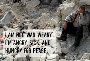 War weary