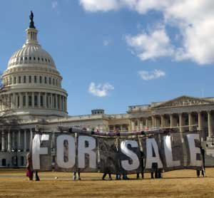 Capitol building for sale