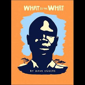 What is the What cover