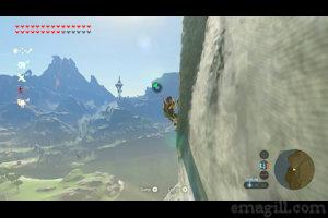 Link climbing
