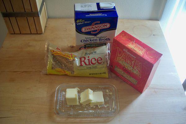 Brown Rice Pilaf