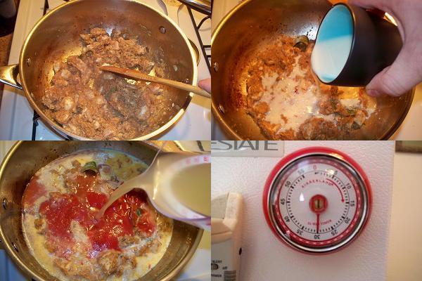 Chicken Saag